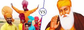 Punjabi vs Sikh
