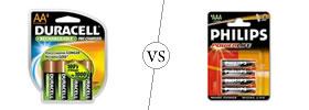 Rechargeable vs Non-Rechargeable Batteries