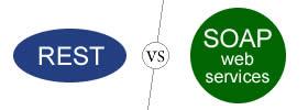 REST vs SOAP web services