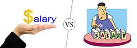 Salary vs CTC