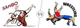 Sambo vs Wrestling