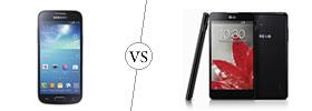 Samsung Galaxy S4 Mini vs LG Optimus G