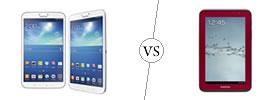 Samsung Galaxy Tab 3 8.0 vs Samsung Galaxy Tab 2 7.0