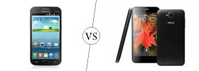 Samsung Galaxy Win and Xolo Q800