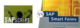 SAP Scripts vs SAP SmartForms