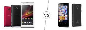 Sony Xperia SP vs Xperia T