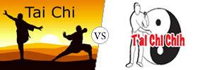 Tai Chi vs Tai Chi Chih