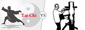 Tai Chi vs Wing Chun