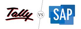Tally vs SAP