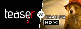 Teaser vs Trailer
