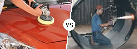 Teflon Coating vs Polymer Coating