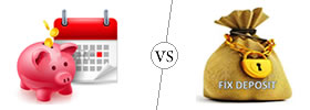 Term Deposit vs Fixed Deposit