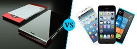 Turing Phone vs Smartphone