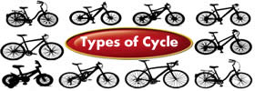Different types of Cycles