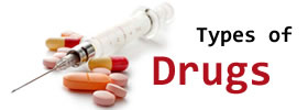 Different Types of Drugs