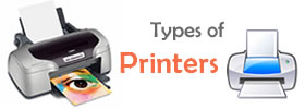 Different Types of Printers