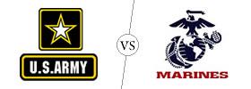 US Army vs US Marines