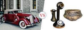 Vintage vs Antique