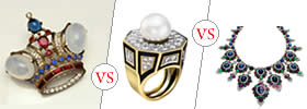 Vintage vs Estate vs Antique Jewelry