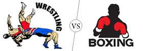 Wrestling vs Boxing