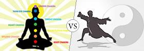 Yoga vs Tai Chi