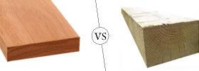 Hardwood vs Softwood