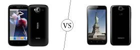 Intex Aqua Wonder 2 vs Karbonn Titanium S5
