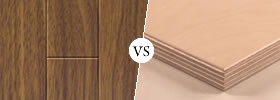 Laminate vs Plywood