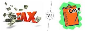 Tax vs Cess