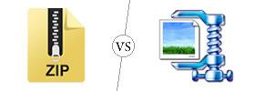 ZIP vs Compress