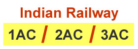 1AC vs 2AC vs 3AC in Indian Railway