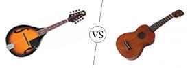 Mandolin vs Ukulele
