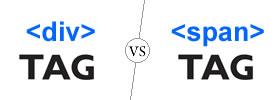 div vs span Tag in HTML
