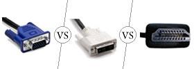 HDMI vs VGA vs DVI