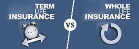 Term Life vs Whole Life Insurance