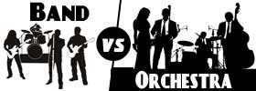 Band vs Orchestra