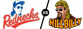 Redneck vs Hillbilly