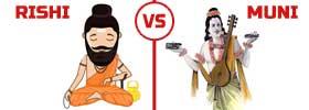 Rishi vs Muni