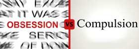 Obsession vs Compulsion