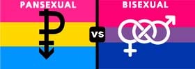 Pansexual vs Bisexual