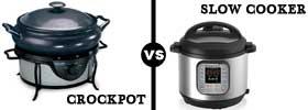 Crockpot vs Slow Cooker