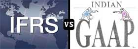 IFRS vs Indian GAAP