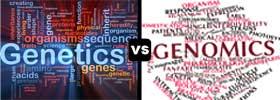 Genetics vs Genomics