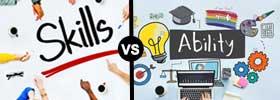 Skill vs Ability