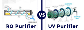 RO vs UV Purifier
