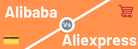 Difference between Alibaba and Aliexpress