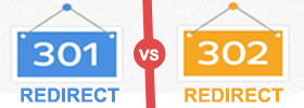 301 Redirect vs 302 Redirect