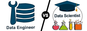 Data Engineer vs Data Scientist