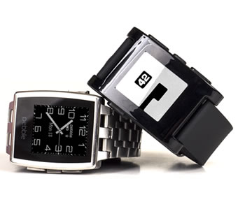 Pebble Time: All Smartwatch Clock Should Be Simple