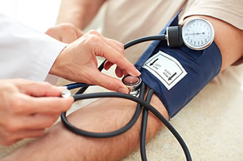 why blood pressure low in hindi